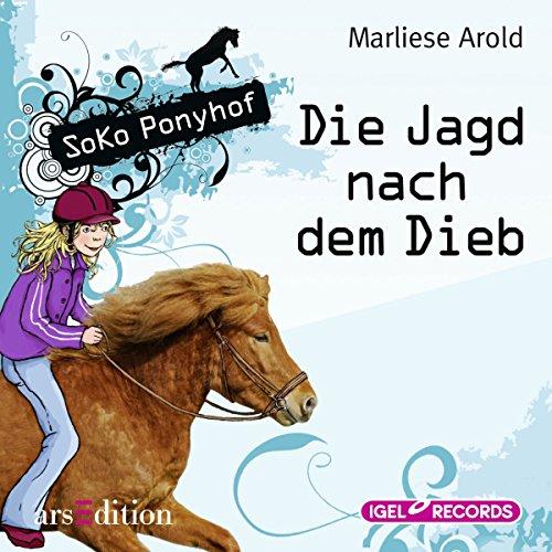 Die Jagd nach dem Dieb (SoKo Ponyhof 3) Titelbild