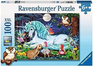 Ravensburger 10793 Unicorns World Puzzle 100pc,Children's Puzzles