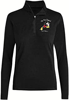 Mickey Mouse - The True Original Performance Sideline 1/4 Zip