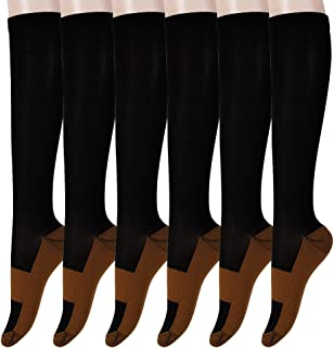 Best copper socks for pain Reviews