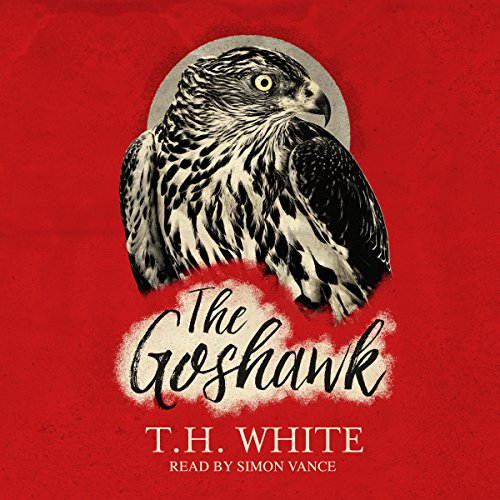 The Goshawk audiobook cover art
