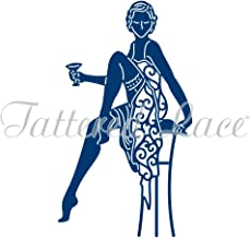 Tattered Lace Art Deco Cabaret Girl Rosie Cutting Dies TLD0090
