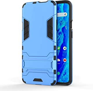 Minwu Case for Xiaomi Redmi K30 Pro Zoom, with Ring Holder Kickstand, Full Body Protective Silicone TPU Gel Personalised S...