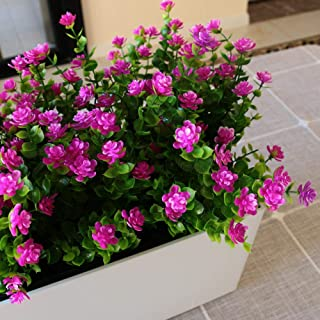 Axylex Artificial Flowers Outdoor Plastic