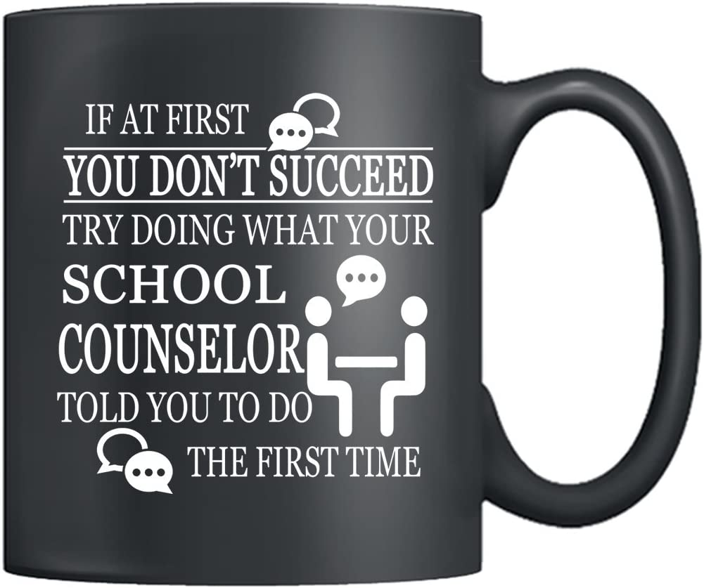 School Counselor Mug For School Counselor Gifts For School Counselor Coffee Mug