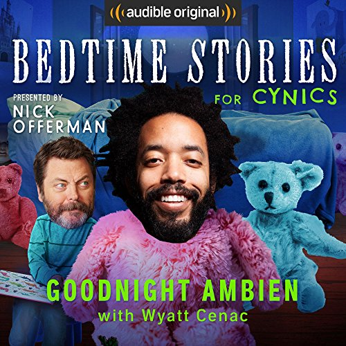 Ep. 1: Goodnight Ambien With Wyatt Cenac (Bedtime Stories for Cynics) cover art