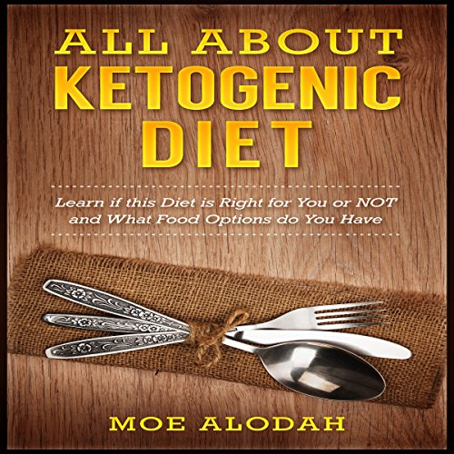 All About Ketogenic Diet audiobook cover art