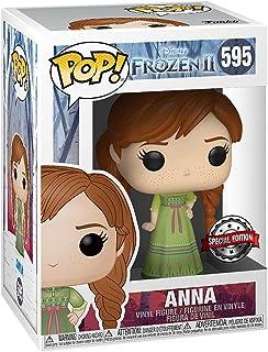 Funko Pop! Disney Frozen 2 Anna Nightgown (Exc), Action Figure - 40893