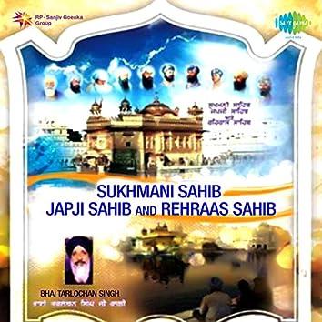 Sukhmani Sahib Japji Sahib and Rehraas Sahib