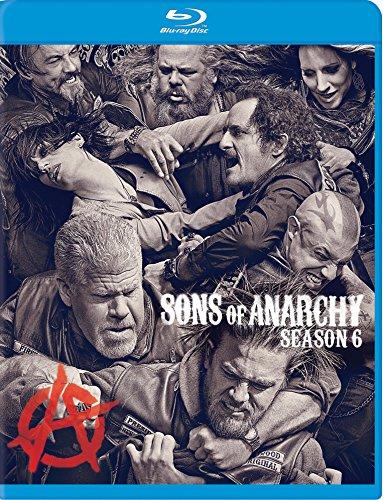 Sons of Anarchy: Season 6 [Blu-ray] [Blu-ray]