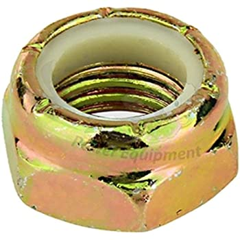 John Deere Original Equipment Lock Nut #M47031