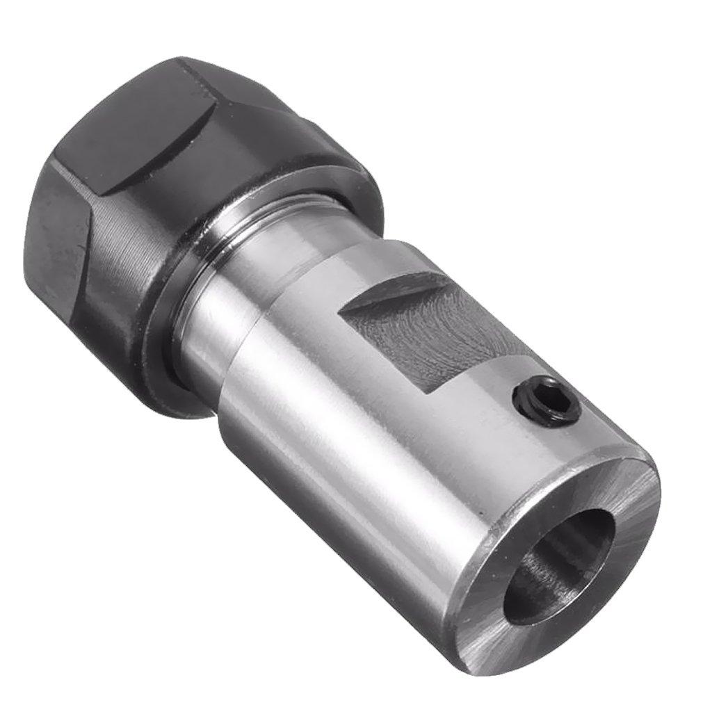 Motor Shaft 8Mm Extension Rod Holder CNC Milling KD 10Pcs ER16 Spring Collet
