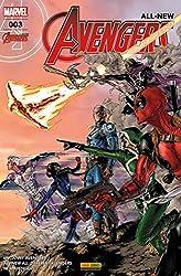All-new avengers n° 3 de Gerardo Sandoval