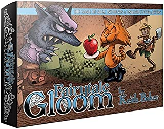 fairytale gloom cards