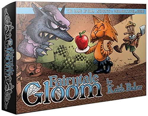 Atlas Games ATG01332 - Fairytale Gloom, Kartenspiel