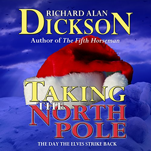 Taking the North Pole audiobook cover art