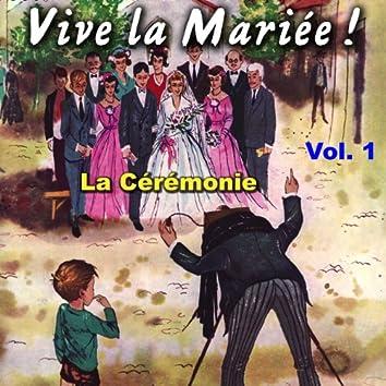 Vive la mariée, vol. 1 : La cérémonie religieuse