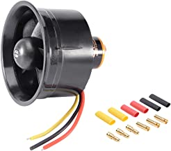 X-Dr 64mm 5 Blades Ducted Fan EDF Unit Jet Engine with 4500KV 3S RC Brushless Motor for RC Airplane (6d21c148-a222-11e9-8d7c-4cedfbbbda4e)