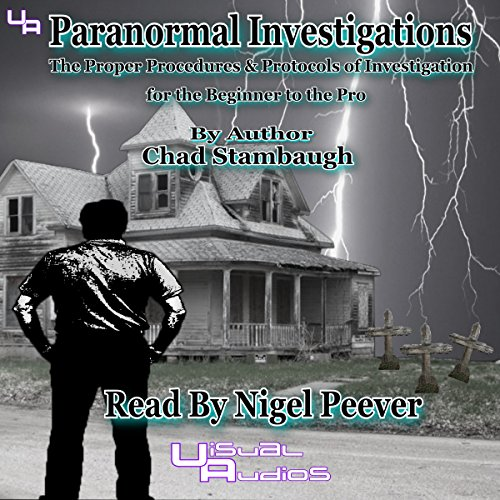Paranormal Investigations cover art
