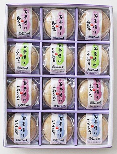 ★★★[金沢・佃の佃煮] 器茶漬け・12品入★★★