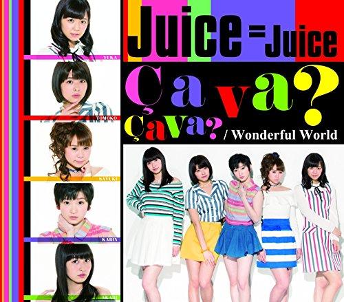 Wonderful World/Ca va ? Ca va ?(サヴァ サヴァ)(通常盤B)