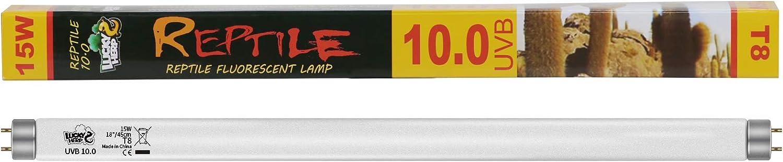 LUCKY HERP T8 10.0 Regular dealer UVB Fluorescent UVA Reptile Rare Light Bulb