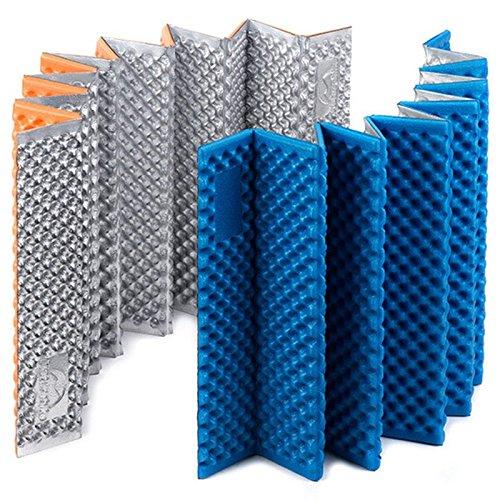 Bazaar Naturehike Außen Falten Isomatte Zelt Matten wasserdichte Aluminium Membrane Ultra Egg Nest Entwurf