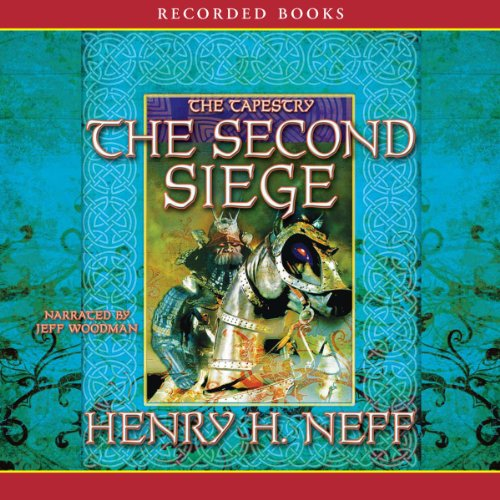 The Second Siege audiobook cover art
