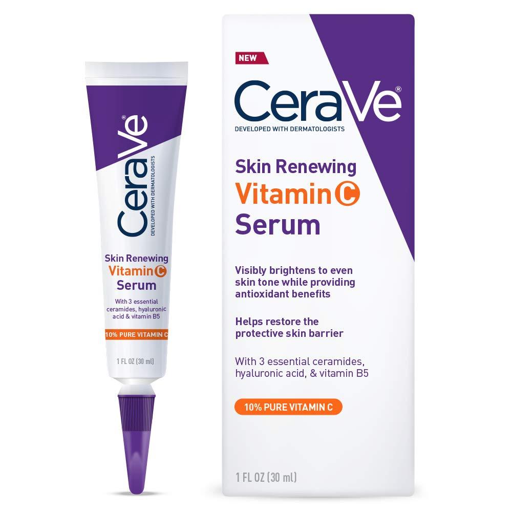 CeraVe Vitamin Hyaluronic Brightening Fragrance