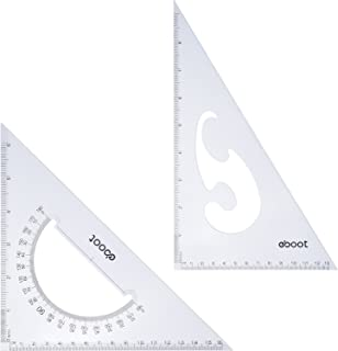 quarter square triangle ruler