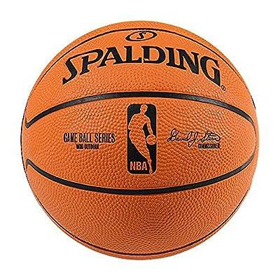 65-468 Spalding NBA Game Mini Ball