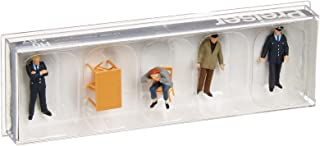 Preiser 10590 Emergency Workers Under Interrogation HO Model Figure