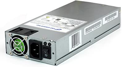 FSP Group 500W ATX Power Supply PMBus V1.2 Single 1U Size 80 PLUS Platinum Certified for Rack Mount Case (FSP500-70UDPB)