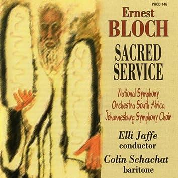 """Ernest Bloch """"Sacred Service"""""""