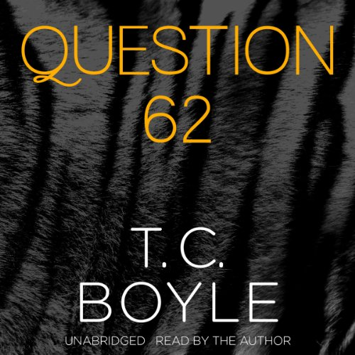 Question 62 audiobook cover art