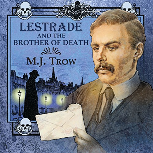 Lestrade and the Brother of Death audiobook cover art