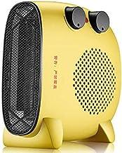 ZXYY Calentador de convector eléctrico portátil Dispensador de Agua Caliente Calentador de Estufa Uso Vertical/Horizontal Protección contra sobrecalentamiento Ahorro de energía Baño silencioso
