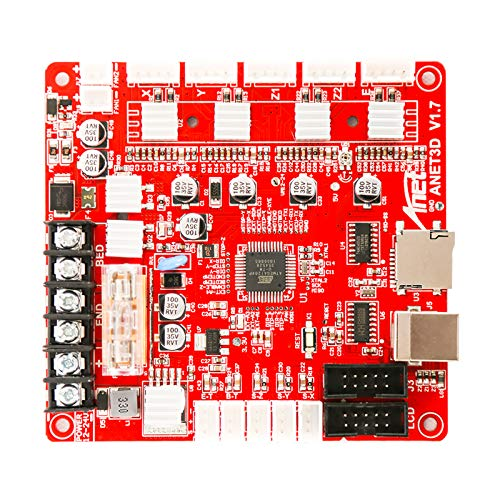 Adaskala A1284-Base Control Board Mother Board Mainboard for A6 DIY Self Assembly 3D Desktop Printer RepRap i3 Kit
