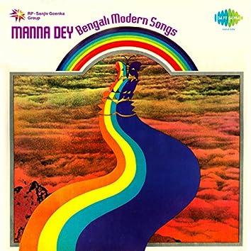 Manna Dey Bengali Modern Songs
