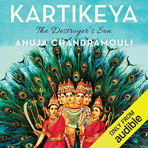 Kartikeya cover art