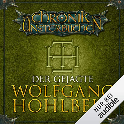 Der Gejagte audiobook cover art