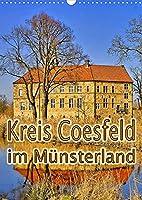 Kreis Coesfeld im Muensterland (Wandkalender 2022 DIN A3 hoch): Historische und naturverbundene Orte der Region rund um Coesfeld im Muensterland (Monatskalender, 14 Seiten )
