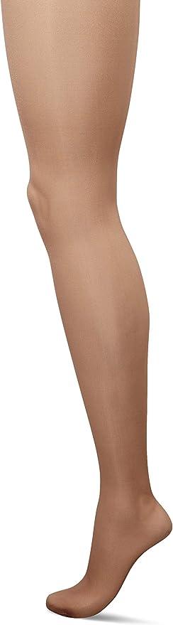 Leggs 4 Pair Sheer Energy Size Q Sheer Panty Sheer Toe Pantyhose Off Black