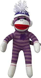 red sock monkey onesie