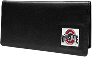 Siskiyou Sports NCAA Unisex Leather Checkbook Cover