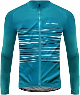 Uglyfrog 2018 UG9 New Spring&Autumn Outdoor Sports Mens Classic Long Sleeve Cycling Jersey Bicycle Shirt Triathon Clothing