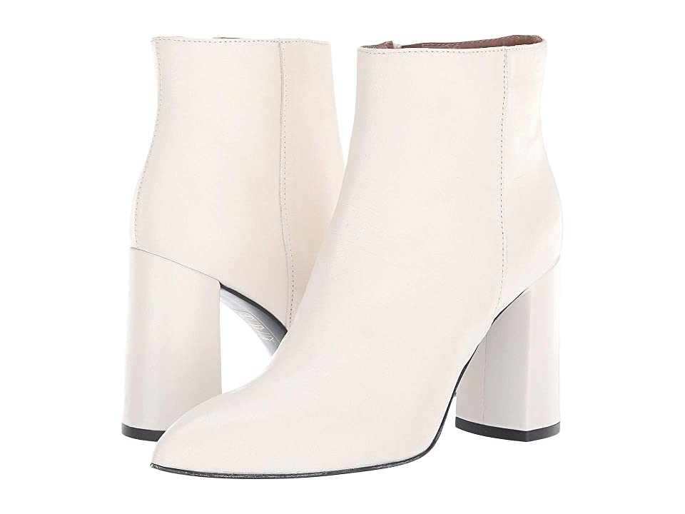 Summit by White Mountain Lindsey Bootie (White Leather) Women