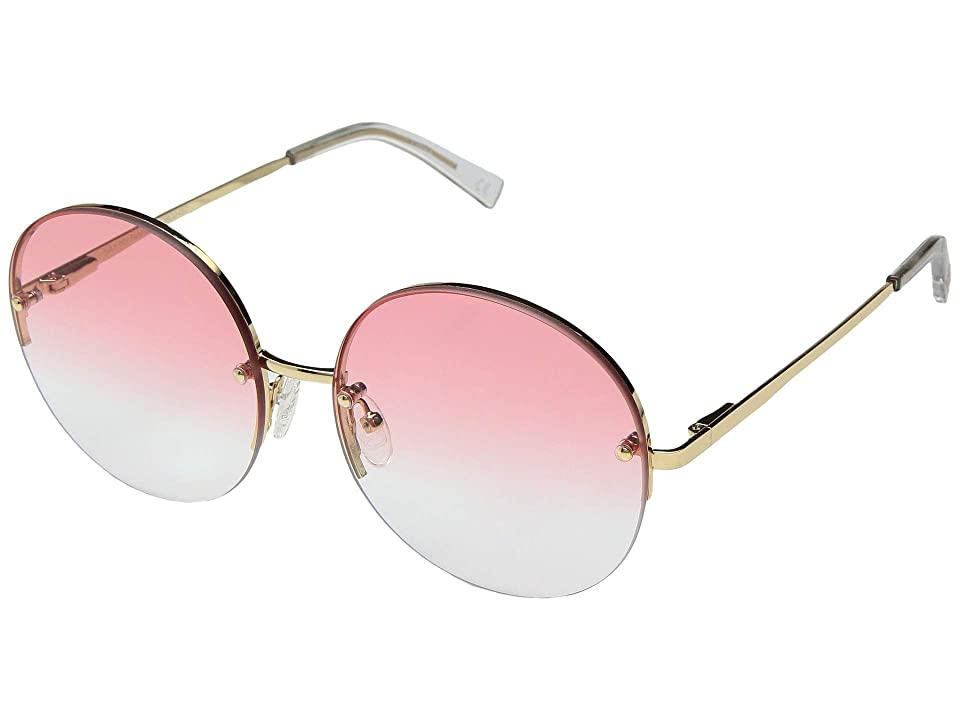 Le Specs Say My Name (Bright Gold) Fashion Sunglasses