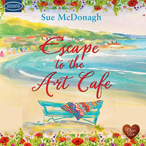 Escape to the Art Café cover art