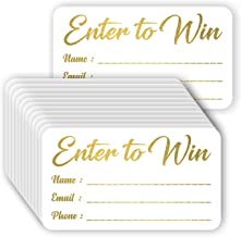 enter the draw to win